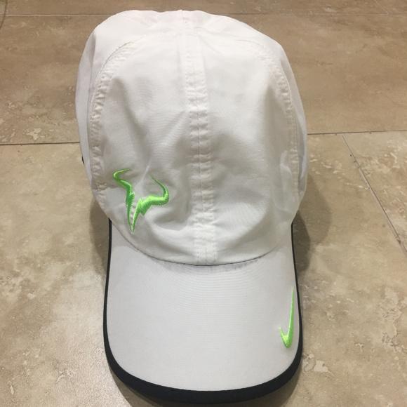 fe76f1ad4 Nike Rafa Bull Featherlight Dri-Fit Tennis Hat/Cap